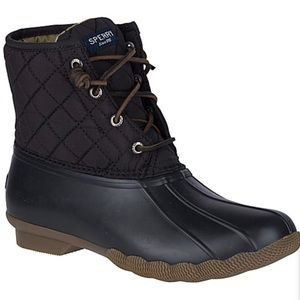 Women's Sperry Top-Sider Saltwater Quilted Boots